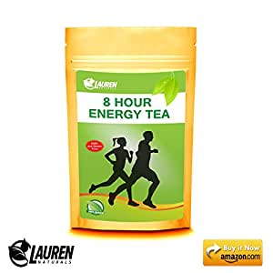 Ginseng Green Energy Tea: Great for Pre Workout or Weight Loss Tea - Risk Free Full Money Back Guarantee