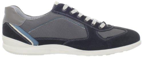 Ecco Chander 535054 Sneaker Homme Bleu / Gris (39)