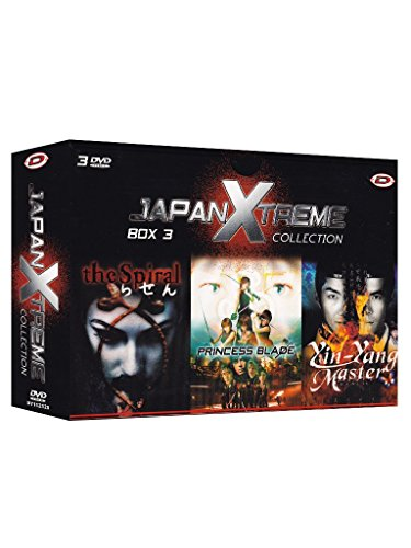 Japan Xtreme Collection Box 03 - The Spiral / Princess Blade / Yin-Yang Master (3 Dvd) [Italian Edition]