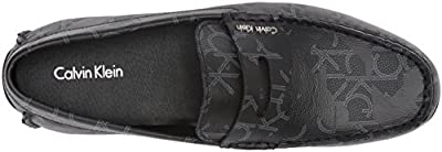 Calvin Klein Men's Ivan Iconogram Slip-on Loafer