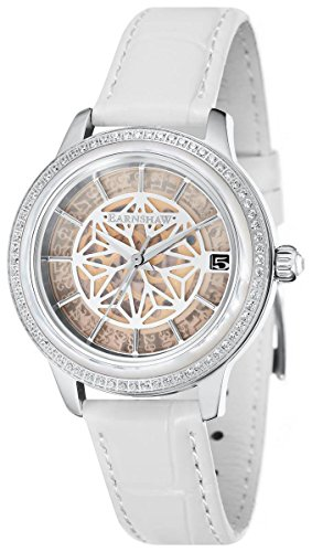 Thomas Earnshaw Womens The Lady Kew Watch - White