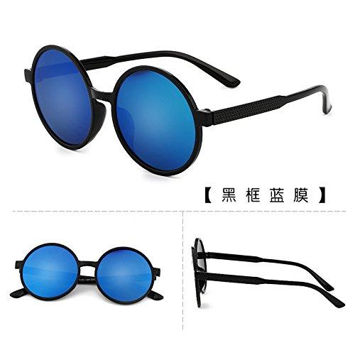 les lunettes de soleil les lunettes de soleil les lunettes de soleil star des lunettes nouveaux visages l'élégance la personnalité la corée du sudboîte noire (sac) grey film UtqxtL