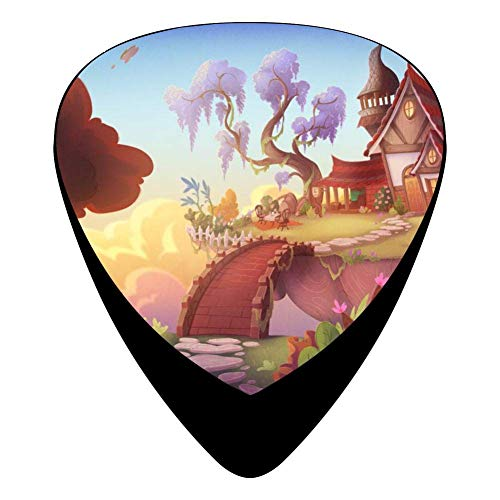 Sky Witch Classicc Guitar Picks Womens Complete Assorted 12 Pack