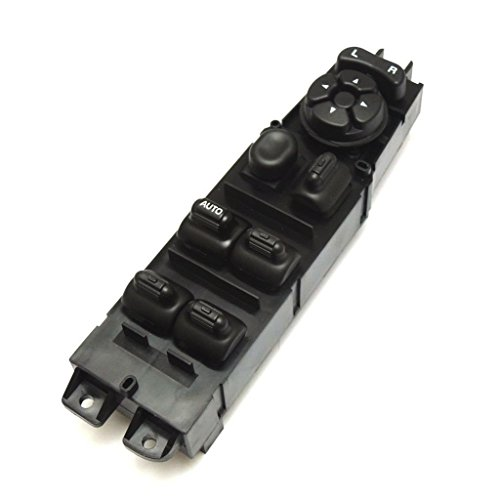 Dodge Ram Dakota Driver Side Master Power Window Switch for dodge window control Durango Truck Sprinter (4 Lock Control)