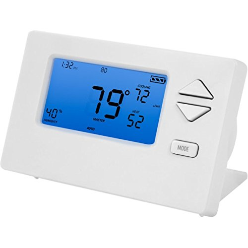 Wireless Thermostat Electronic Computer