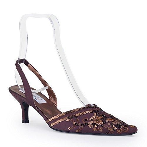 FARFALLA Luxury Shoes Brown IKrYFc