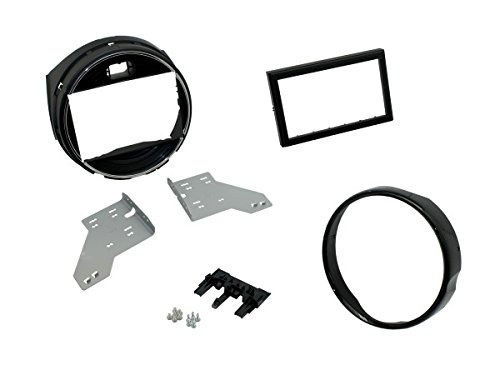 Scosche BW2379DDB 2014-Up Mini Cooper F55//F56 Double Din Kit Big 5 Electronics