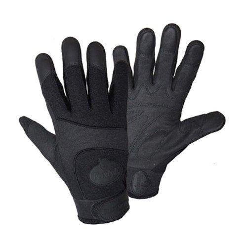 FerdyF. Black Security Mechanics-Handschuh Gr. S - Handschuhe - Arbeitshandschuhe - Sicherheitshandschuhe