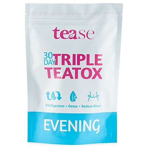 30 Day Triple Teatox Cleanse and Detox Kit by Tease Tea by Tease (Image #6)