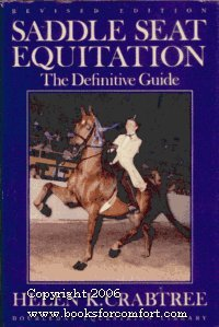 Saddle Seat Equitation Helen Crabtree product image