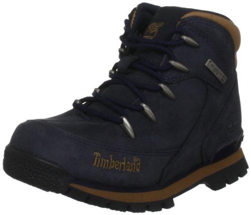 Timberland Euro Rock_EK Euro Rock Hiker - Botas Chukka de cuero hombre Azul