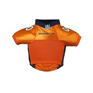 NFL Denver Broncos Premium Pet Jersey, Small