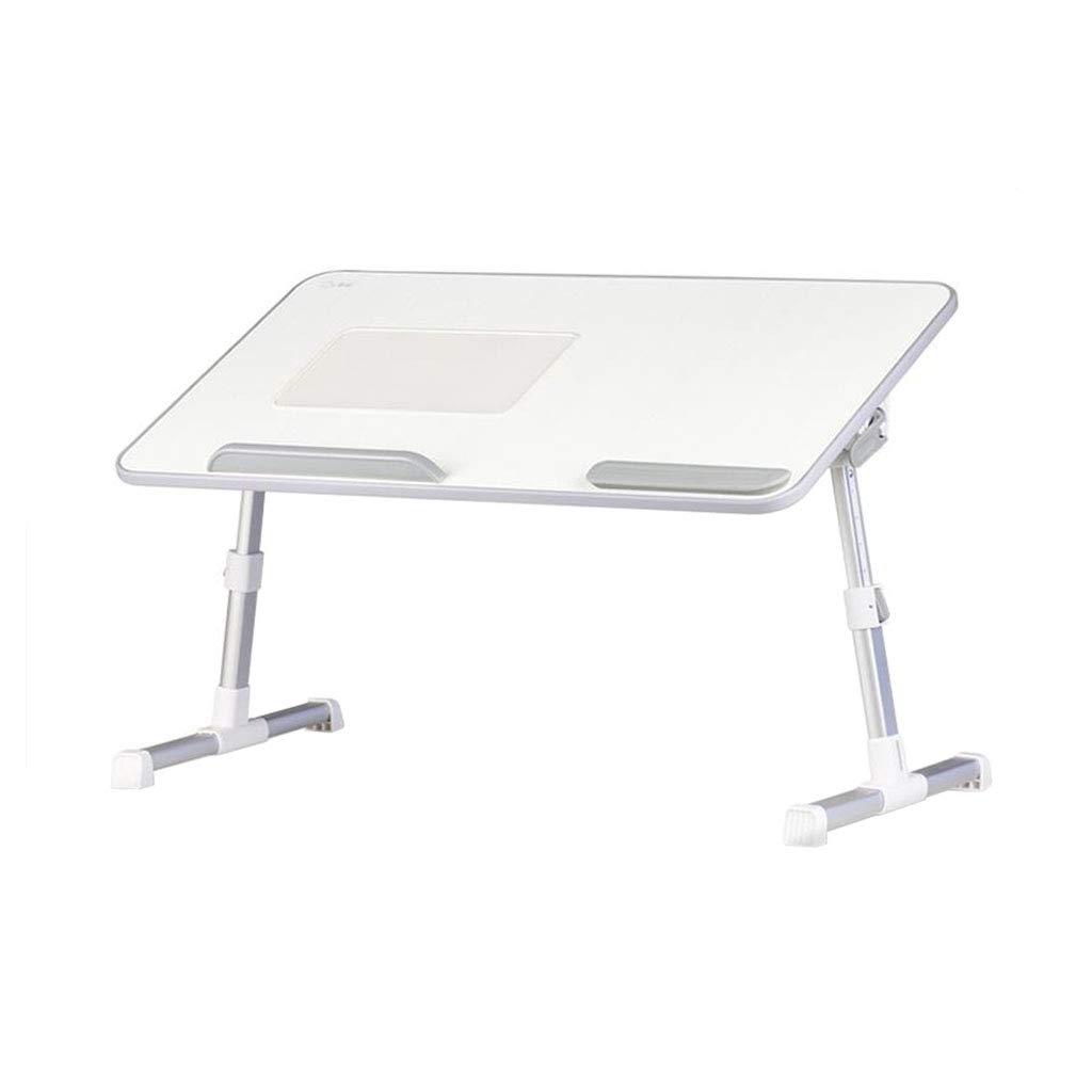 ノートパソコンベッドテーブルデスク 折りたたみ式ポータブル高さと角度調整可能 冷却ファン付き B07KS62HLV B07KS62HLV, 灘区:6aa1435d --- ypx.local.weebpal.com