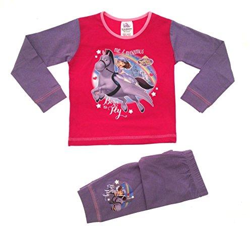 Officiel Motif Fly Sofia Princesse To Fille Pyjama Born Long g7wORq1xWp