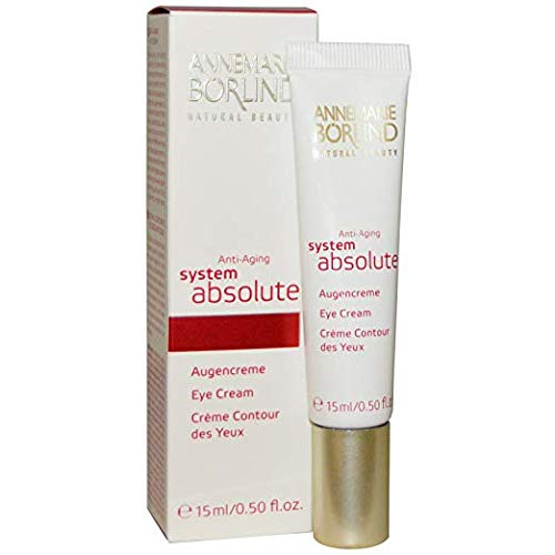 Borlind, Eye Wrinkle Cream System Absolute, 0.5 Fl Oz