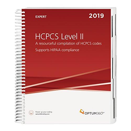 HCPCS 2019 Level II Expert Spiral (HCPCS Level II Expert (Spiral)) -