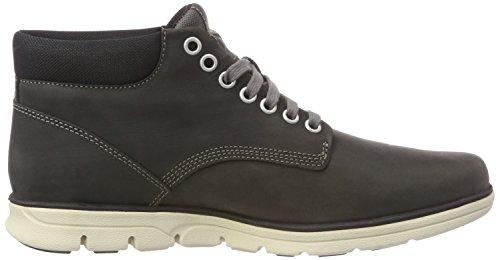 Bradstreet Saddleback pewter Leather Chukka Bottes Timberland Homme Gris fqpfdU