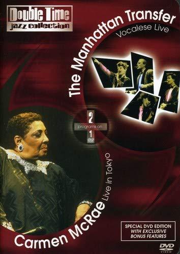 Carmen McRae/Manhattan Transfer - Double Time Jazz Collection, Vol. 1