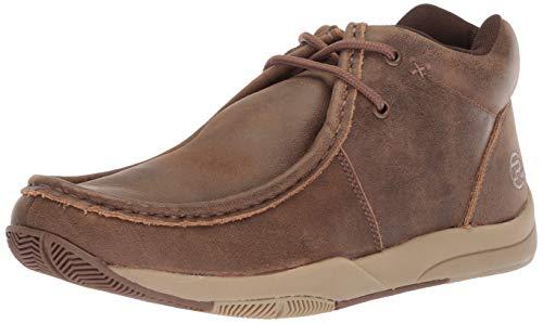 ROPER Men's Clearcut Hiking Shoe, Brown, 11.5EE Wide US ()