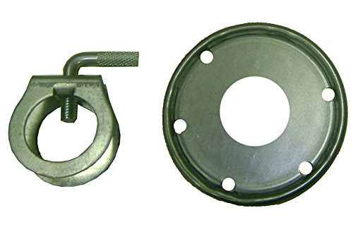 ROHN Guy Ring and Clamp Assembly for up to 1-1/2