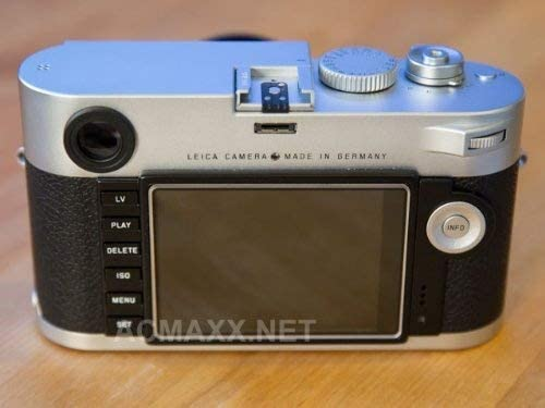ACMAXX 3.0 HARD LCD SCREEN ARMOR PROTECTOR for LEICA M M-P MP Typ 240 262 black silver camera
