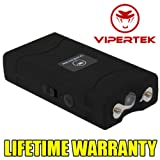 VIPERTEK VTS-880 60 MV Rechargeable Police Mini Stun Gun + Taser Case For Sale