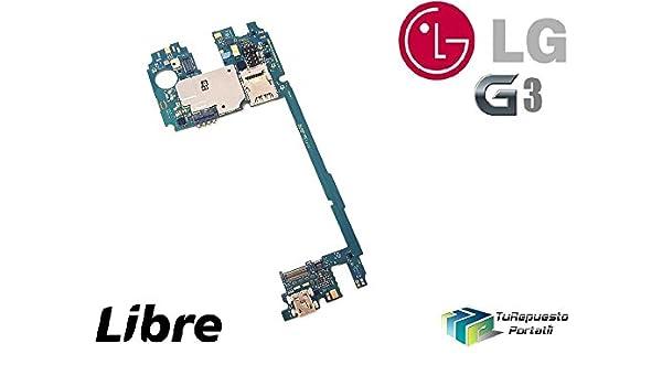 Placa Base Motherboard LG G3 D855 32GB Libre: Amazon.es: Electrónica