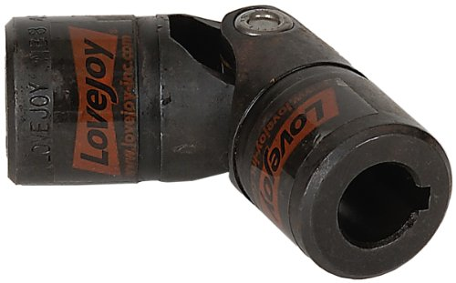 "Lovejoy Size NB8B Needle Bearing Universal Joint,  5/8"" R..."