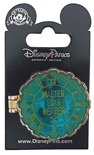 Disney Pirates of the Caribbean Master Star Reader Hinged Pin