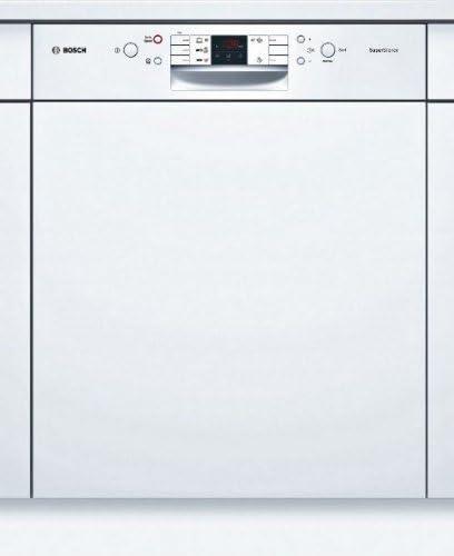 Bosch SMI53M82EU lavavajilla Semi-incorporado 13 cubiertos A++ ...
