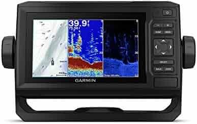 Garmin Echomap Plus 63Cv with Cv20-TM transducer, 010-01889-01