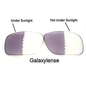 Galaxy Replacement Lenses for Oakley Holbrook Photochromic,Transition ,