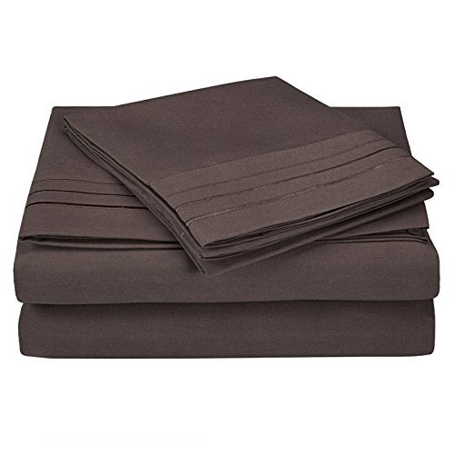 super-soft-light-weight-100-brushed-microfiber-queen-wrinkle-resistant-4-piece-bed-sheet-set-charcoa