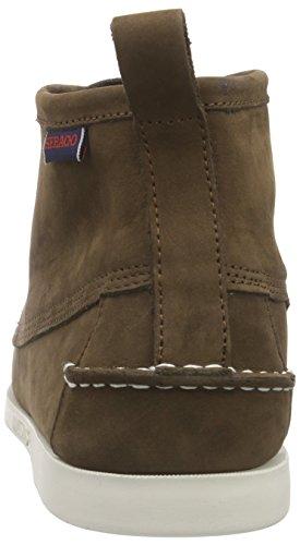 Chocolate Brun Sebago Beacon Homme Chaussures Nubuck Bateau PPqAwHCXfx