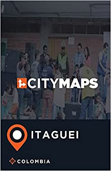 City Maps Itaguei Colombia