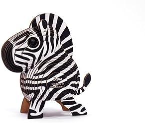 Zebra 3D Puzzles Dodoland 3DPuzzle Eugy