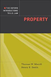 The Oxford Introductions to U.S. Law: Property