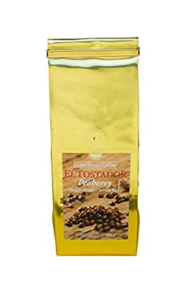 Café El Tostador Costa Rica / Costa Rican Coffee Peabearry Whole Bean Medium Roast