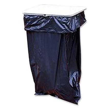 Soporte para bolsas de basura URBNLIVING con capacidad para 60 litros plegable