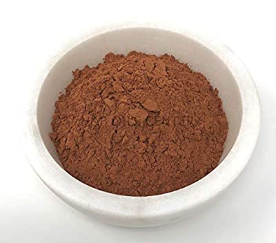 French Red Clay Organic Powder Deep Pore Mud Face Mask Cleanse Exfoliating Detox Skin Treatment 8 oz from H&B Oils Center Co.