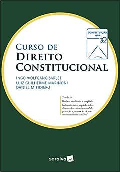 Curso de Direito Constitucional - 9788547228514 - Livros