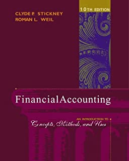 Amazon principles of corporate finance 9th edition financial accounting an introduction to concepts methods and uses fandeluxe Gallery