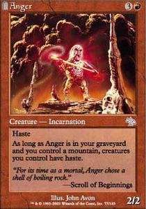 Magic: the Gathering - Anger - Judgment