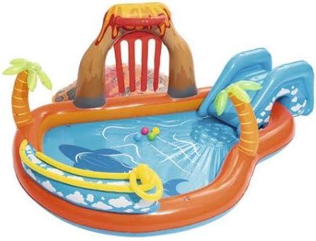 MUMUMI Centro inflable de la piscina de la piscina.Juegos ...