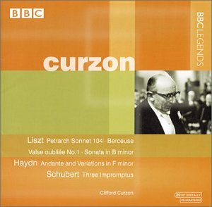 Clifford Curzon Plays