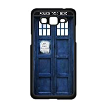 Samsung Galaxy Grand Prime Snap On Case By InfoposUSA Dr Who Blue Police Box