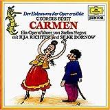 Holzwurm der Oper-Carmen