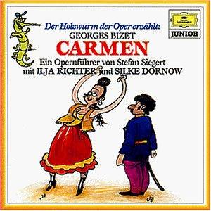 Holzwurm Der Oper Carmen Ilja Richter Silke Dornow Der Holzwurm