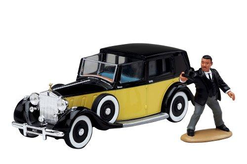 ROLLS ROYCE III SEDANCE DE VILLE(イエロー×ブラック) -ロールスロイス III セダン デビル- 「007 ゴールドフィンガー」 007 THE DIRECTORS CUT CC06803の商品画像