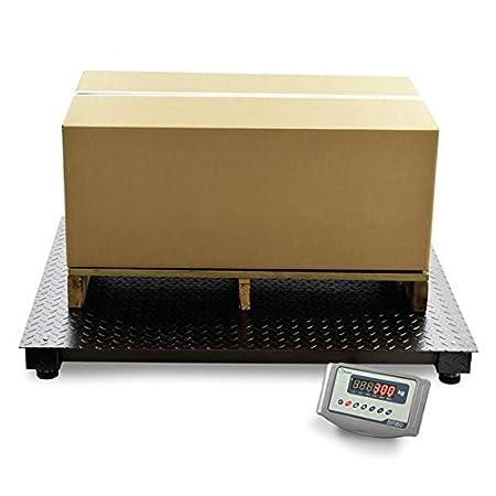 Báscula Industrial 4 Células Baxtran IFN1000 (1500Kgx500g) (120x100cm): Amazon.es: Bricolaje y herramientas